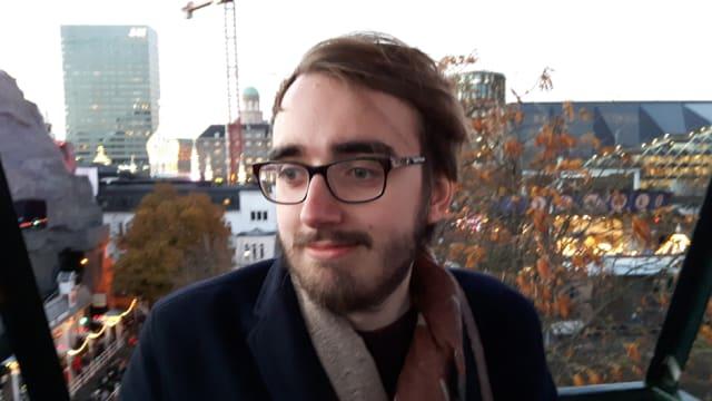 Ian Aikman