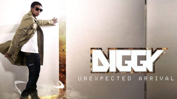 Diggy Simmons Unexpected Arrival Album Review