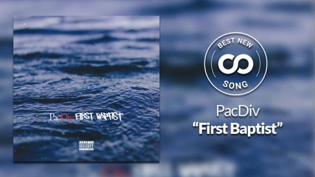 Pac Div First Baptist Best New Song