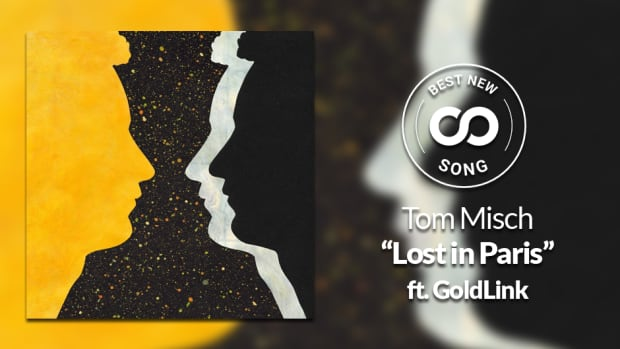 Tom Misch - Lost In Paris (feat. GoldLink)