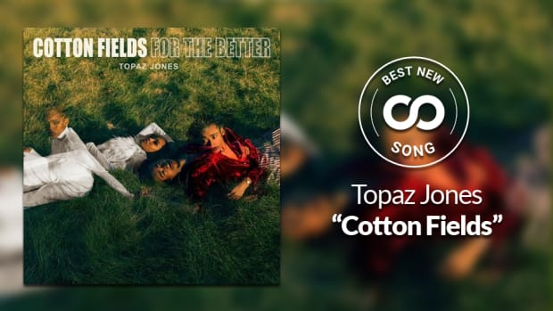Topaz Jones Cotton Fields Best New Song