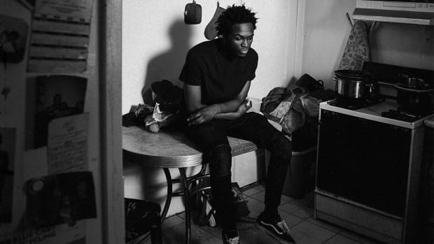 Saba Care For Me Album Review