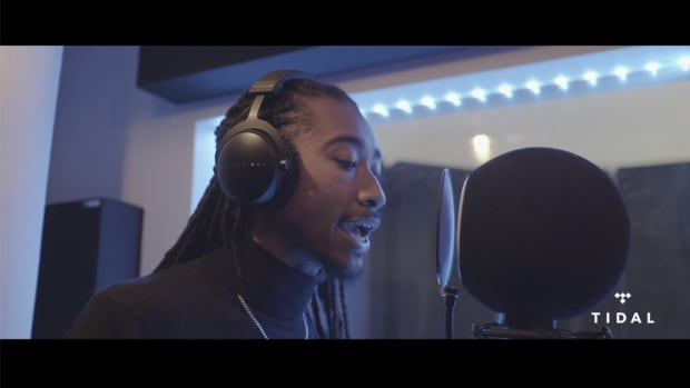 Topaz Jones Bless The Booth freestyle