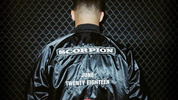Drake Scorpion album
