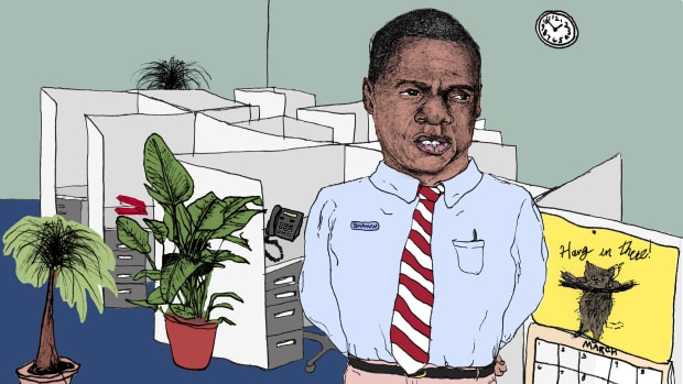 All Your Favorite Rappers Are Essentially Just Working Office Jobs