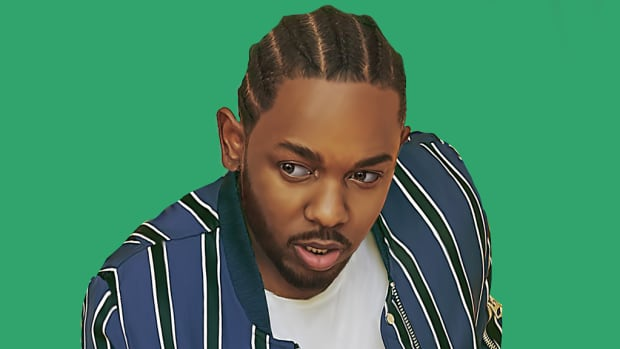 Kendrick Lamar Damn illustration