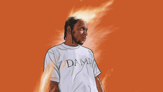Kendrick Lamar, artwork