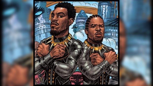 Wakandaforeverever mixtape