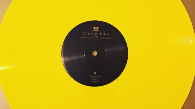 Atmosphere Lemons 10 Years