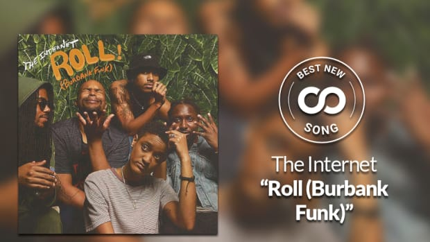 "The Internet ""Roll (Burbank Funk)"" Single Best New Song"
