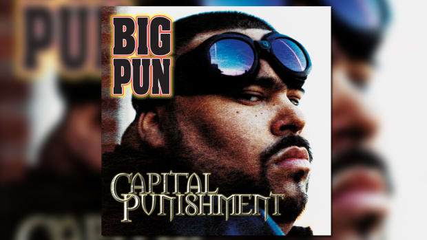 Big Pun Capital Punishment Turns 20