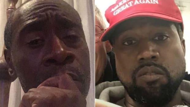 Don Cheadle, Kanye West, 2018