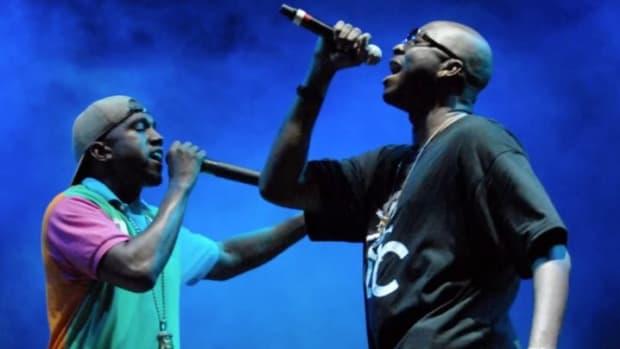 Kanye West with GLC