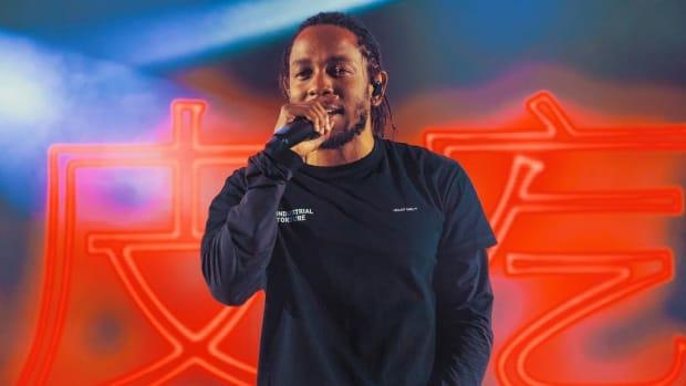 Kendrick Lamar, 2018