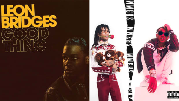Leon Bridges 'Good Thing' Album Poised to Outsell Rae Sremmurd's 'SR3MM'