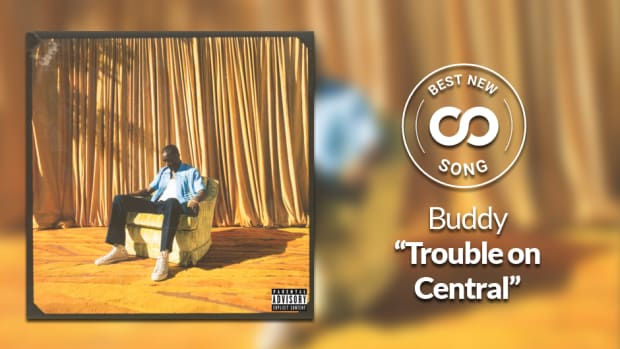 "Buddy ""Trouble On Central"" 2018"