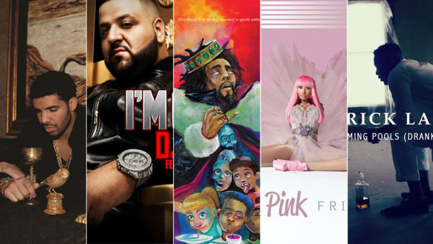 T-Minus Beat Break, Drake, DJ Khaled, J. Cole, Nicki Minaj, Kendrick Lamar