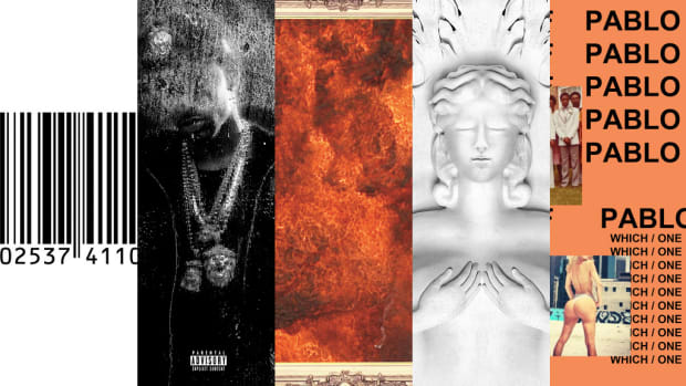 Five G.O.O.D. Music albums that should have been seven songs
