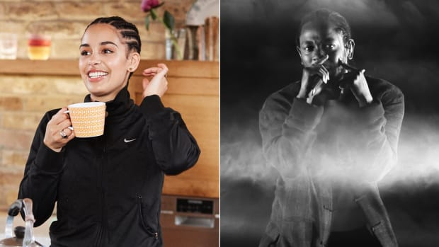 Jorja Smith's Session with Kendrick Proves You Never Know Who's Listening