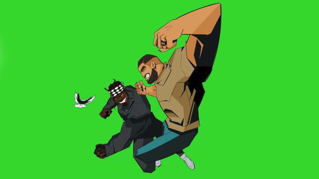 Drake Pusha T Beef