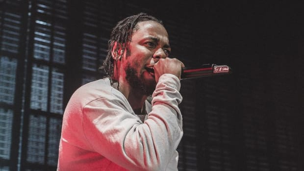 Every Track on Kendrick Lamar's 'DAMN.' is now RIAA-Certified