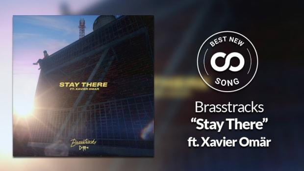 "Best New Song: Brasstracks ""Stay There"" w/ Xavier Omar"