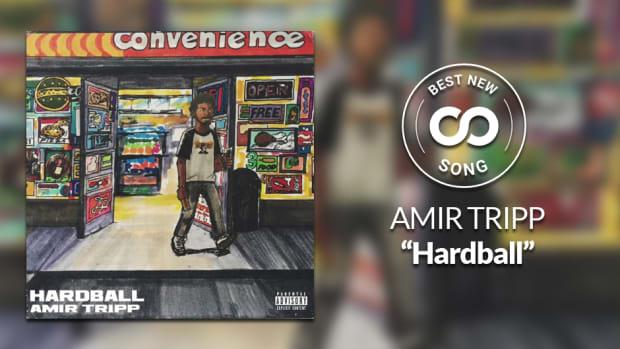 "Best New Song: Amir Tripp ""Hardball"