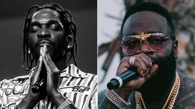 Pusha-T Had Rick Ross on 'DAYTONA' Because He Didn't Want to Write a Wack Verse