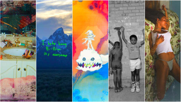 Every Song from Kanye's Wyoming Sessions Summer Album Series, Ranked
