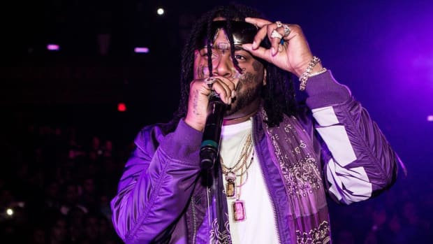 Inside 03 Greedo's Final Performance Before He Begins Serving 20-Year Prison Term