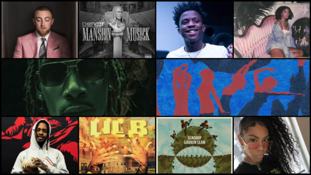 10 new hip-hop songs you need this week
