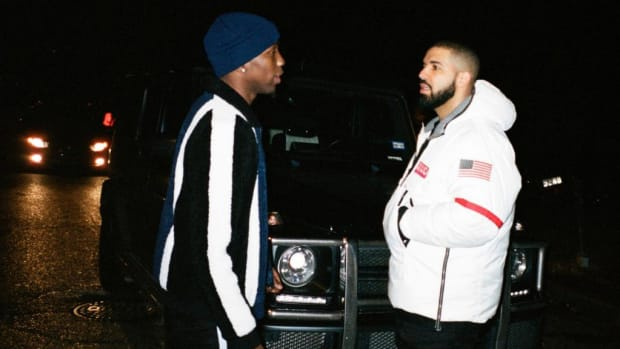 "Drake Gave BlocBoy JB ""Look Alive"": ""He Did Us A Favor"""