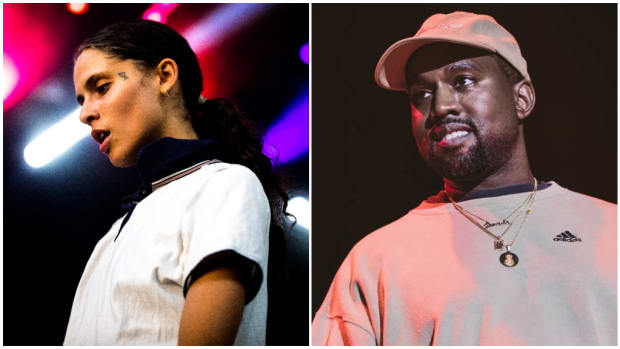 "070 Shake Stole the Show on Pusha-T's ""Santeria"" Because Kanye Couldn't Clear a Sample"