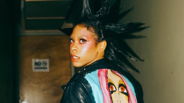 Rico Nasty doesnt want her so to be a rapper.