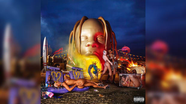 Travis Scott Astroworld, three questions before.