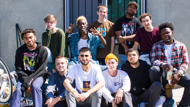 """MILK"": How Brockhampton Helped Me Find My Place Again"
