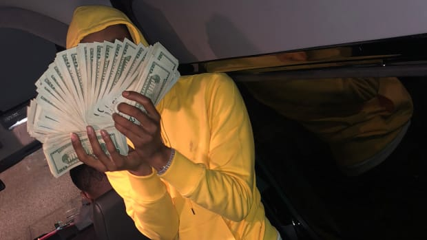G Herbo Blew His First $100k Advance in Four Months