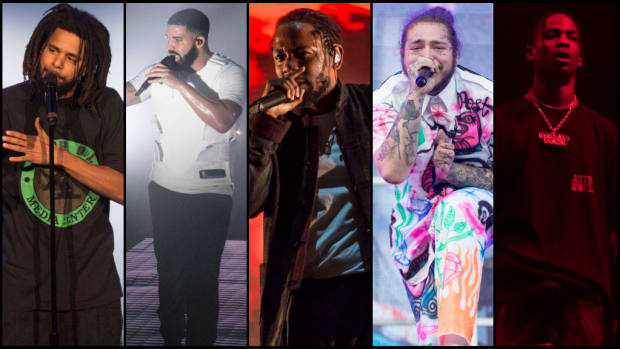 Top Tier: Breaking Down Hip-Hop's Current Big 5 Artists