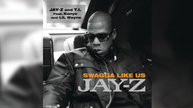 JAY-Z Swagger Like us artwork