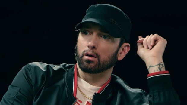 Eminem's 13-Track 'Kamikaze' Generates $1.8 Million in Opening Week Song Revenue