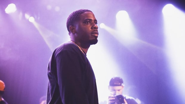 Reason Explains Why Meeting TDE Was Unlike Meeting Any Other Label