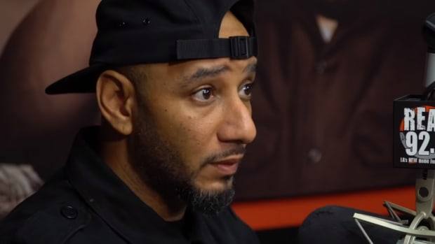 Swizz Beatz interview, 2018