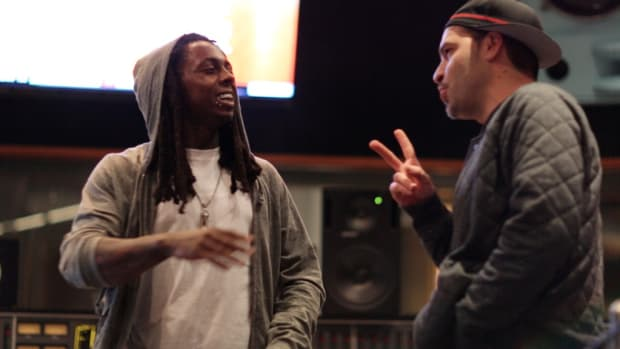 "Infamous interview, ""Mona Lisa"" Lil Wayne"