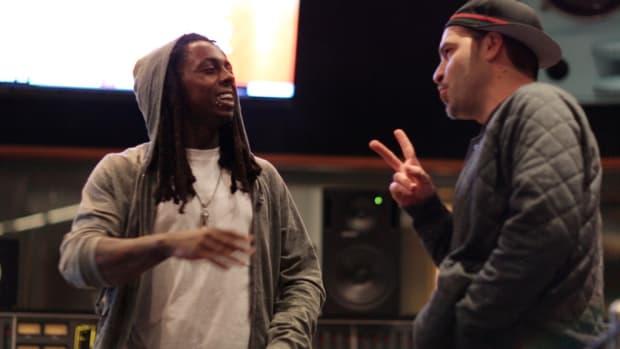 "Infamous interview, ""Mona Lisa"" Lil Wayne"