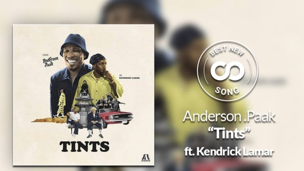 Anderson .Paak 'Tints' featuring Kendrick Lamar