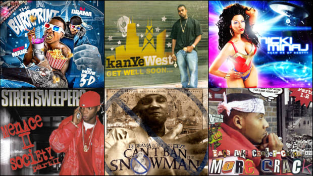 10 Classic, Horribly Great Mixtape Covers