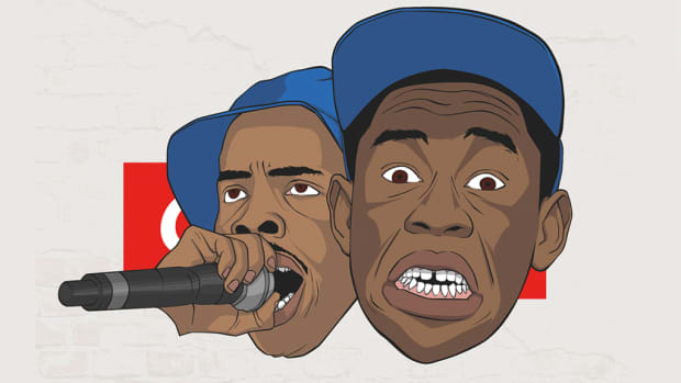 Tyler, The Creator, Earl Sweatshirt, brotherhood
