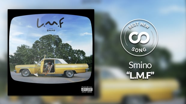 "Smino ""L.M.F"" Best New Song, 2018"