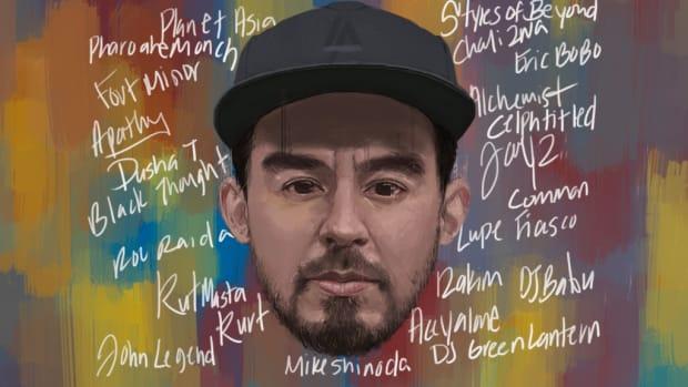 Mike Shinoda, 2018