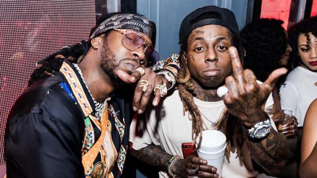2 Chainz, Lil Wayne, 2017